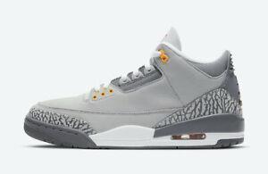 Nike Air Jordan Retro 3 Cool Grey 2021 CT8532-012 Men Size 8-13