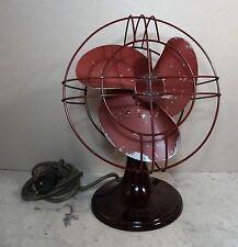 Antica calor BACHELITE Ventilatore tavolo Ventilatore Muro Ventilatore ART DECO fan