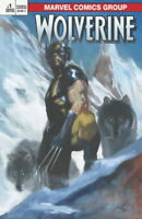 RETURN OF WOLVERINE #1 DELL'OTTO VARIANT MARVEL COMICS X-MEN