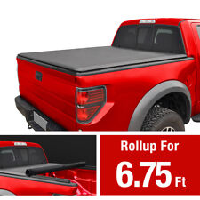 1999-2016 Ford F-250 F-350 Super Duty 6.75' Bed Premium Roll Up Tonneau Cover