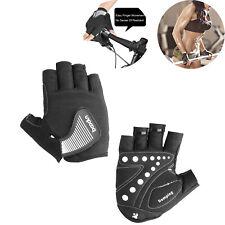 Cycling Bike Bicycle Half Gel Motocycle Gloves Racing MTB Glove For Men Sport XL