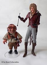 Neca Cult Classics-Laberinto Jareth & Hoggle Action Figure Set-David Bowie
