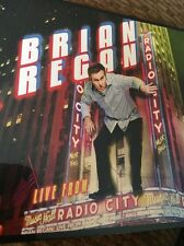 Live From Radio City Music Hall (CD) [Digipak] by Brian Regan FAST SHIPPING