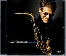 David Sanborn timeagain CD - looks like new - see photos for track listing