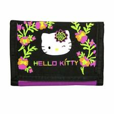 Hello Kitty Tri-Fold Wallet with Coin Compartment