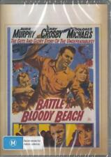 BATTLE AT BLOODY BEACH - AUDIE MURPHY - DVD  FREE LOCAL POST