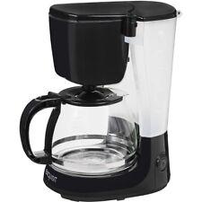 Exquisit KA 3101 Filterkaffeemaschine schwarz/weiß
