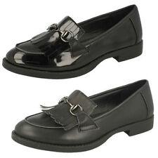 Zapatos planos de mujer mocasines color principal negro