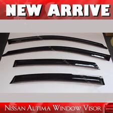 Window Visor for Nissan Altima L33 2013-2017 Teana Rain Guard Weather Shield
