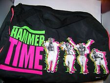 MC Hammer Gym Bag Hammer Time Sweet MC Hammer Bag 90s Hip Hop Hammerman