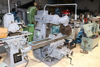 "Cincinnati Cinel 60 DH Universal Mill - 12"" x 60"" Table - Powered X/Y/Z"