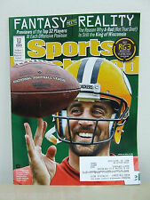 8/12/2013 Sports Illustrated Si Packers Aaron Rodgers FANTASY NFL FOOTBALL RG3