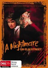 Johnny Depp DVD Nightmares Movies