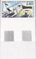 Taaf FSAT 1990 Maury 153 262 u 155 animaux de l'Arctique AIbatros oiseaux birds MNH