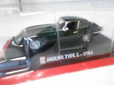 JAGUAR E-TYPE 1964 AUTOPLUS HACHETTE IXO 1:43