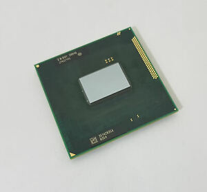Intel Core i5-2430m 2.4GHz 3Mb Cache Notebook CPU Prozessor sr04w 988-pin E5420