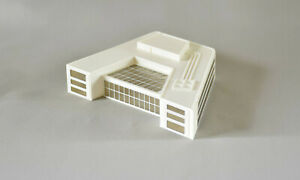 Airport Terminal Office  Building 1/500 scale (5)