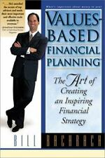 Values-Based Financial Planning : The Art of Creating and Inspiring Financial St
