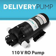Express Water Demand Delivery Pump 110 V Pressure Boost Pump RO Reverse Osmosis