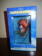 Hallmark Ornament - The Polar Express - First Gift of Christmas - New