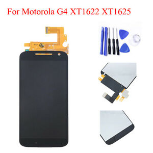 100% OEM LCD Display Touch Screen Assembly For Motorola Moto G4 XT1622 XT1625