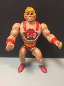 1985 He-Man MOTU THUNDER PUNCH HE-MAN Mattel Vintage