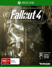 Fallout 4 (included Fallout 3) Xbox One Brand NEW 100% Australia Version