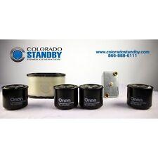 Cummins Onan RV QG Service Kit for 6.0 and 8.0 kW GeneratorsHDKAH HDKAK 500 Hrs