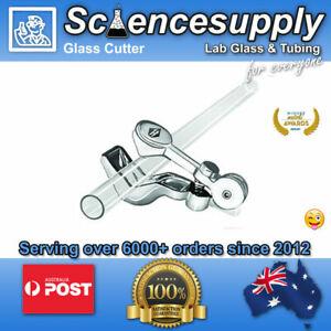 Glass Tubing Cutter - Secret Guide included Tube AUSTRALIA borosilicate