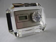 ELECTRIC LIGHT ORCHESTRA-1980's Rare UNUSED PROMOTIONAL SAMPLE Quartz clock ELO