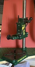 Record Power DS 19. Bench drill stand.