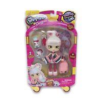 Shopkins Shoppies World Vacation Japan Sara Sushi Season 8 Doll Limited Edition