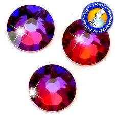 100 Swarovski cristales 2088 ningún HotFix, ss16, Crystal Volcano (pedrería)