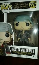FUNKO POP! PIRATES OF THE CARIBBEAN GHOST OF WILL TURNER FIGURE (IN STOCK)