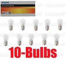 10x Philips 1156 12v Light Bulb  Brake Stop Signal Turn Reverse Tail Lamp