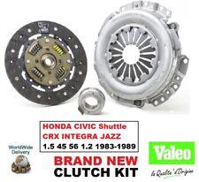 Neu VALEO Kupplungssatz für Honda Civic Pendel CRX Integra Jazz 1.5 1.2