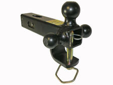 Convert-A-Ball Cushioned 6-Way Multi-Hitch for 2-1/2 Inch Receivers  - CB-6WHD