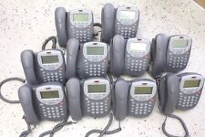 Lot Of 10 Avaya 2410 Digital Display Telephone 2410d01b 700381999