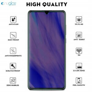 2x Nuglas 9H Tempered Glass Screen Protector For HUAWEI P30 P20 Pro P30 P20 lite
