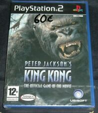 PETER JACKSON´S KING KONG PS2 PRECINTADO NUEVO