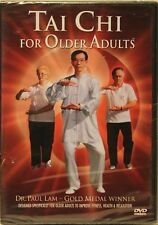 NEW Tai Chi for Older Adults Dr. Paul Lan DVD senior workout exercise fitness