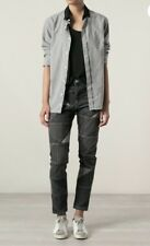 Isabelle Marant Etoile Grey Patchwork Jeans. BNWT. Size FR36/UK8. Sold Out!!