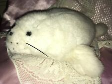 Baby Seal plush stuffed WILDLIFE ARTISTS Small of the Wild 12""