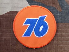 ECUSSON PATCH THERMOCOLLANT aufnaher toppa 76 Phillips 66 Company nascar route