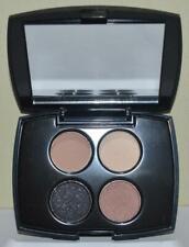 LANCOME Latte/Waif/Mannequin/The New Black Color Design Eye Shadow QUAD GWP Size