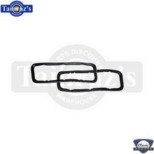 67-68 Camaro Taillight Tail Light Lamp Housing Bezel Rear Body Seal Gasket PAIR