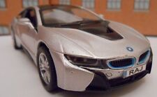BMW i8 ANY NAME PERSONALISED PLATES Toy Car MODEL boy dad mate BIRTHDAY GIFT NEW