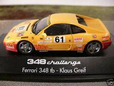 1/43 Herpa Ferrari 348 tb challenge Nr. 61 19,99 STATT 30€ SONDERPREIS 181358