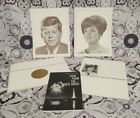 Jfk Era Collection, Mixed Lot. Pictures, Books, President and First Lady