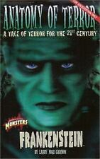 Frankenstein: Anatomy of Terror (Universal Monsters), Garmon, Larry Mike, 043930